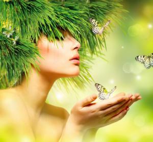 Earth-Day-grass -hair